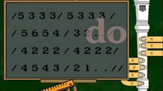 tutorial recorder mudah dan cepat (not angka) part 3