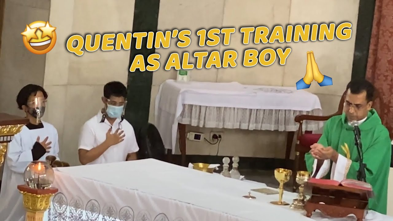 KINAYA NI QUENTIN (TRAINING DAY 1) | CANDY AND QUENTIN | OUR SPECIAL LOVE