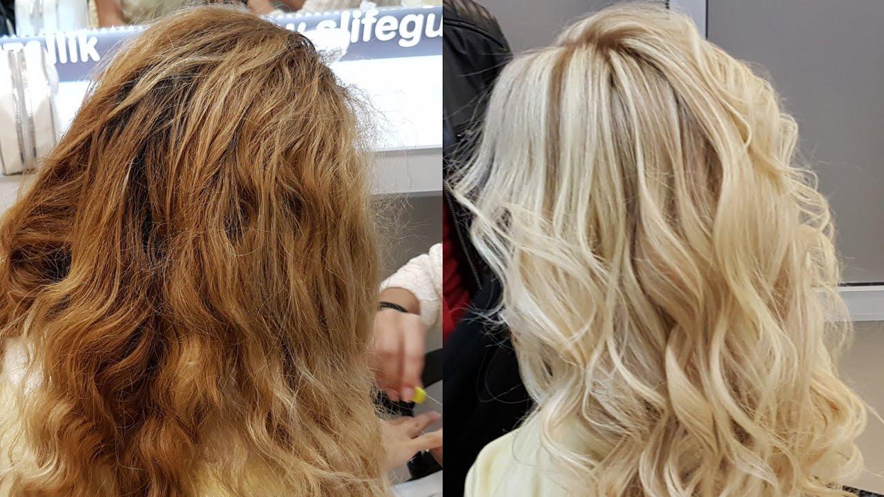 Saça Nasıl Röfle Yapılır