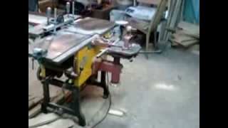 Универсальный деревообрабатывающий станок ML 392 Maschinen zur Holzbearbeitung