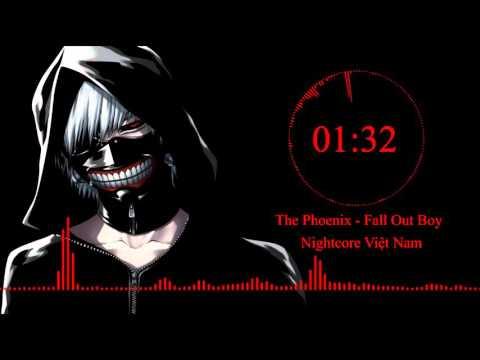 Nightcore - The Phoenix - Fall Out Boy
