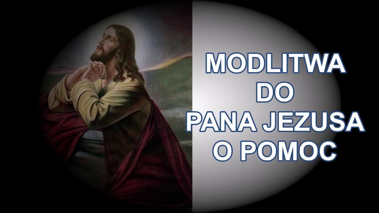 Download MODLITWA DO  PANA JEZUSA O POMOC