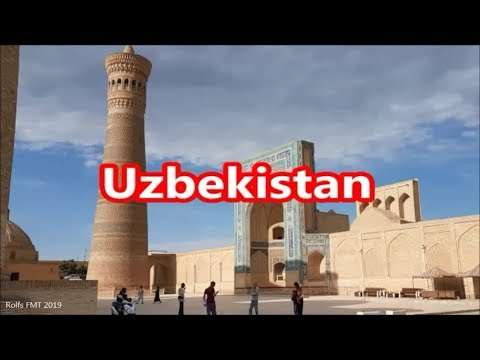 6. Usbekistan, 1300km von Kasachstan nach Tadschikistan, Motorradtour Zentralasien, FMT 2019