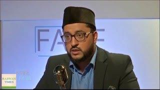 ATV Guyane: Imam Basharat Muhammad of Ahmadiyya Muslim Community French Guiana Interviewed