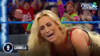 Rousey makes  Rowdy  Power Rankings debut  WWE Power Rankings, April 15, 2018   YouTube