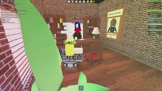 You can be manager easily with this trick! ROBLOX - Work At A Pizza Place!