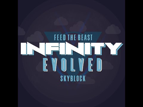 Feed the Beast Infinity Evolved: Skyblock! (9): How to Make Podzol and Thaumcraft Shards!