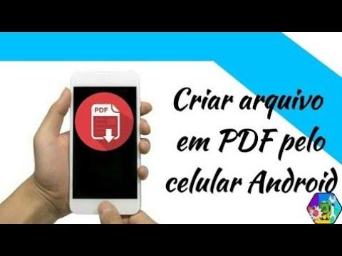 como-criar-arquivo-pdf-em-seu-celular-android!!
