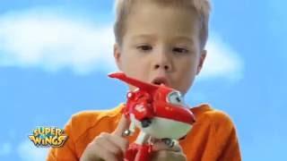 Giochi Preziosi - Super Wings Personaggi Trasformabili