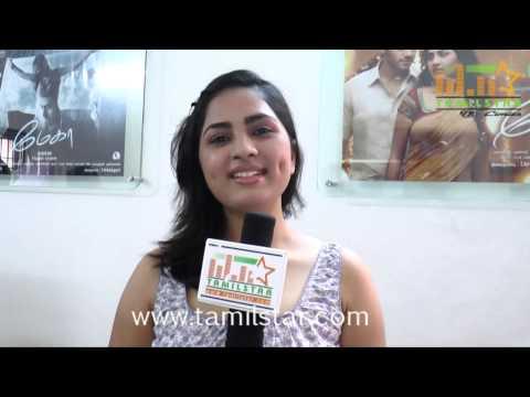 Srushti Dange Interview for Mega Movie
