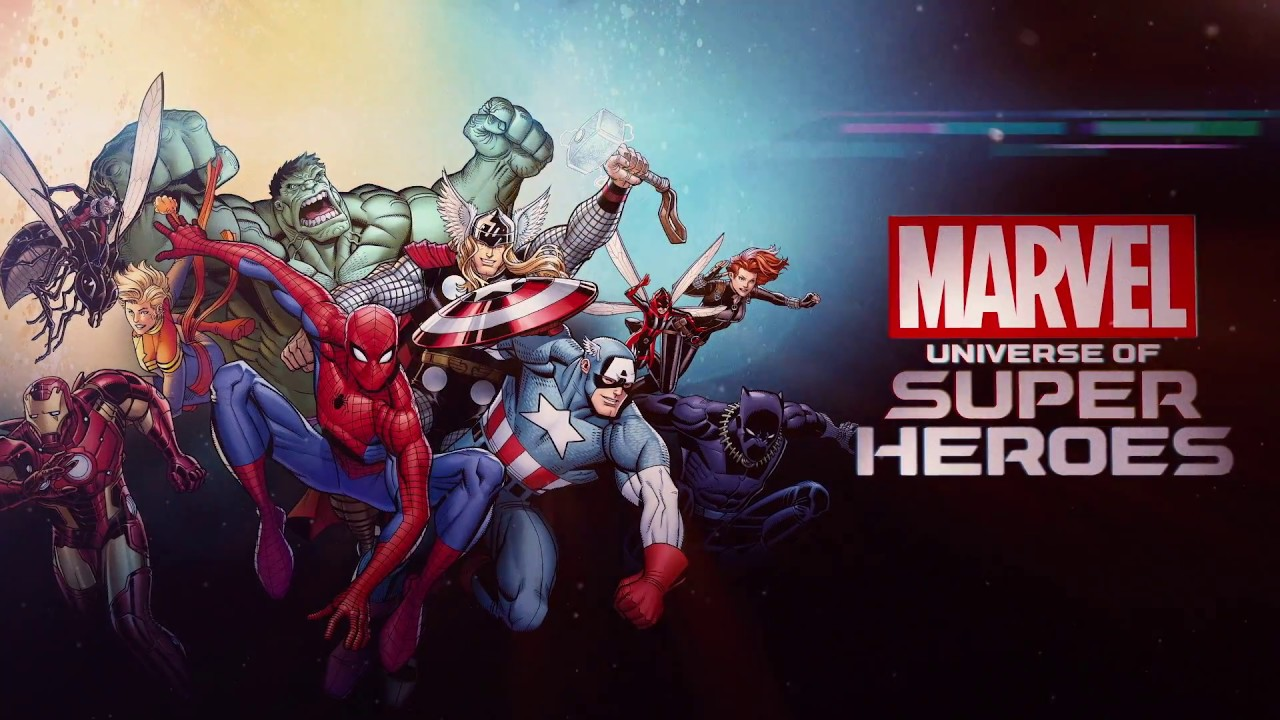 Explore the MARVEL: Universe of Super Heroes Exhibit at MoPOP