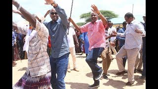 NEP LEADERS COLLECTIVELY REBELLED AGAINST THE PRESIDENTIAL  CANDIDATE OF GIDEON MOI thumbnail