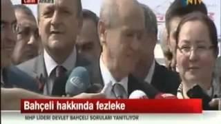 Devlet Bahçeli'den Erdoğan'a Fezleke kapağı MHP her zaman örnektir I GAZETE2023