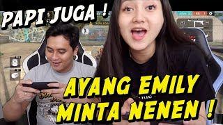 Download Video DITINGGAL ANNA AFK NENENIN EMILY ! MP3 3GP MP4