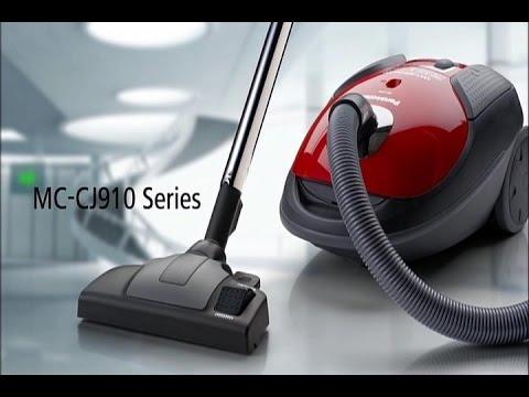 Panasonic CJ910-series Vacuum Cleaners