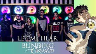 BLINDING SUNRISE Let Me Hear Fear And Loathing In Las Vegas フィアー アンド ロージング イン ラスベガス Cover