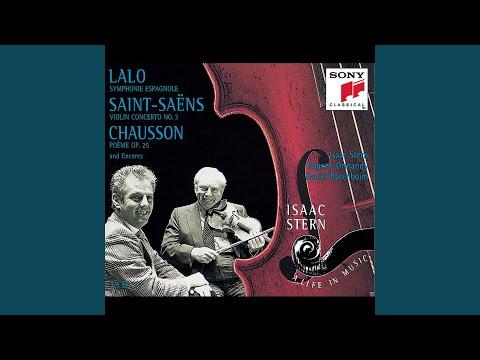 Symphonie espagnole, Op. 21: II. Scherzando. Allegro molto