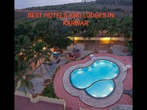 Best Hotels and lodges in karwar karnataka
