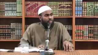 Sunan Abu Dawood: Book of Etiquette: By Shaikh Zakariya Warsame