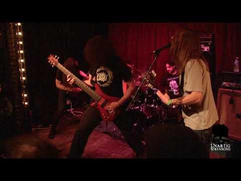 Krallice live at Union Pool on April 20, 2011