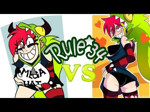 Demencia VS Rule 34 - #PhilElMago