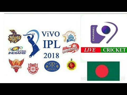IPL 2019 Live Telecast TV Channel 9 in Bangladesh