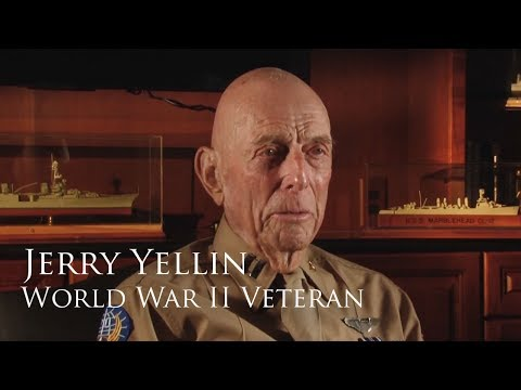 Full Interview: Jerry Yellin