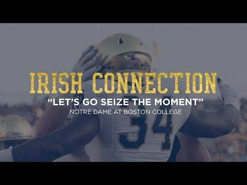 Notre Dame Football ICON - Boston College