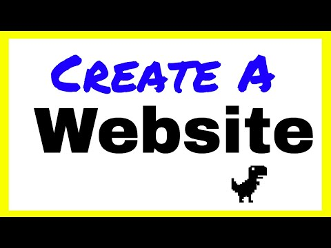 Exploring HTML - Create A Website
