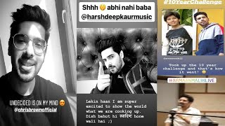 Armaan Malik Favorite Song Jamming_Rehearsal Time_10 Years Challenge & Surprise For All | SLV 2019