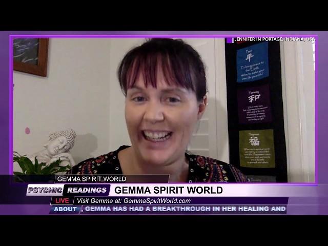 Gemma Spirit World - April 18, 2019