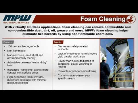 MPW Combustible Dust Webinar
