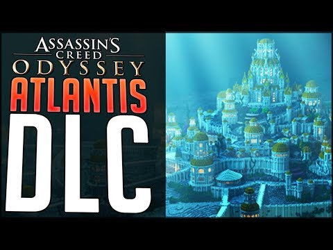 Assassin's Creed Odyssey ATLANTIS DLC - DLC aus dem Season Pass deutsch  (NEW)