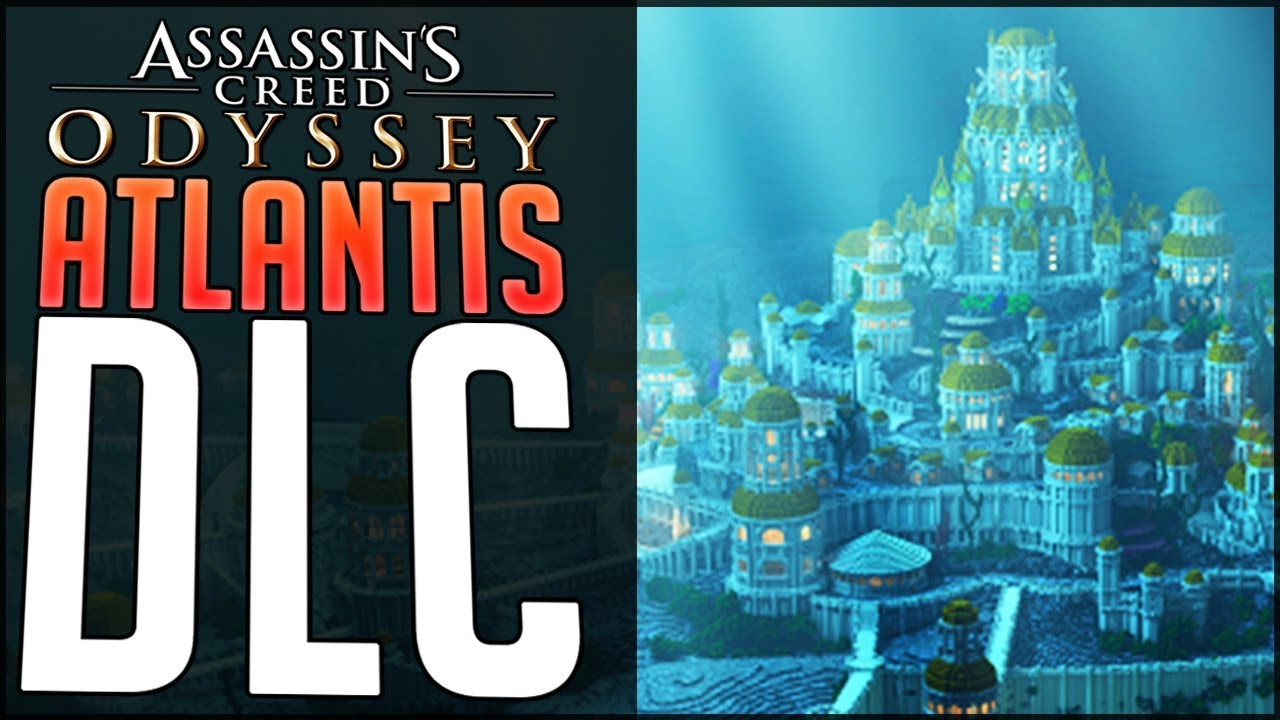 Assassin S Creed Odyssey Atlantis Dlc Dlc Aus Dem Season Pass
