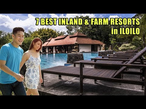 7 Best Inland and Farm Resorts in Iloilo (with pool, or hotel, beach resort not included)
