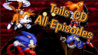 Tails CD  All episodes : Sprite animation
