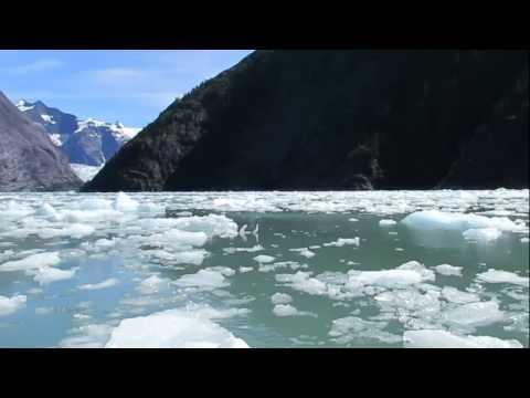 Boat trip to Leconte Glacier in Petersburg, Alaska