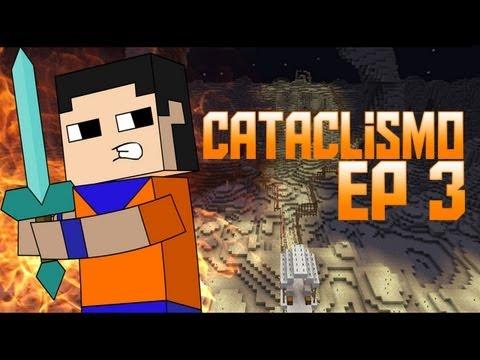 Minecraft para PC: Mapa de Aventura Cataclismo!! Ep 3