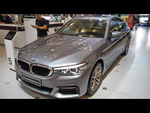 In Depth Tour BMW 530i M Sport G30 - Indonesia