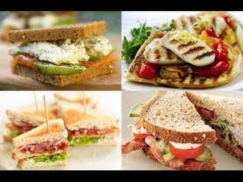 Cherry Chicken Salad Sandwich - Sandwich Recipes QUICKRECIPES