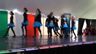 rince nua black diamond b team potholg slip jig soft shoe irish dance irish fair of minnesota 2015