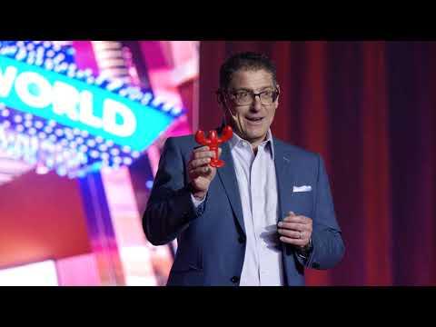TEDx Talks: Rethinking Whole Foods | Larry Olmsted | TEDxUniversityofNevada