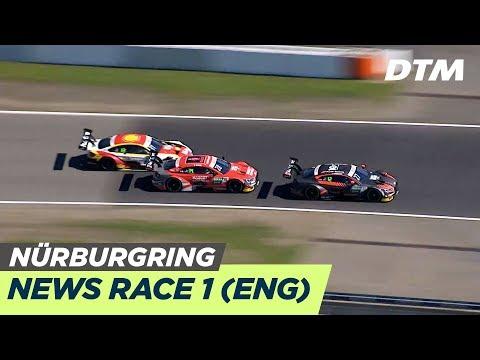 Highlights Race 1 - DTM Nürburgring 2019