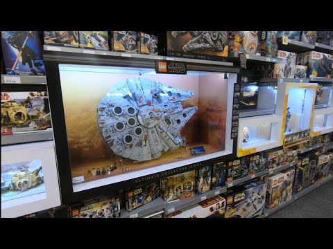 Trip To The LEGO Store VLOG