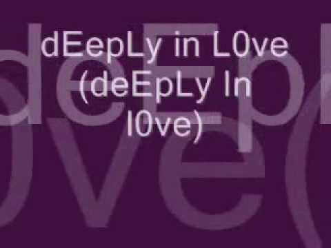 Hillsong - Deeply in love