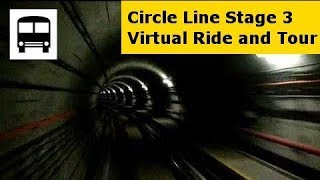 Singapore MRT, Circle Line Discovery Train Ride (Stage Three) - Bartley to Marymount