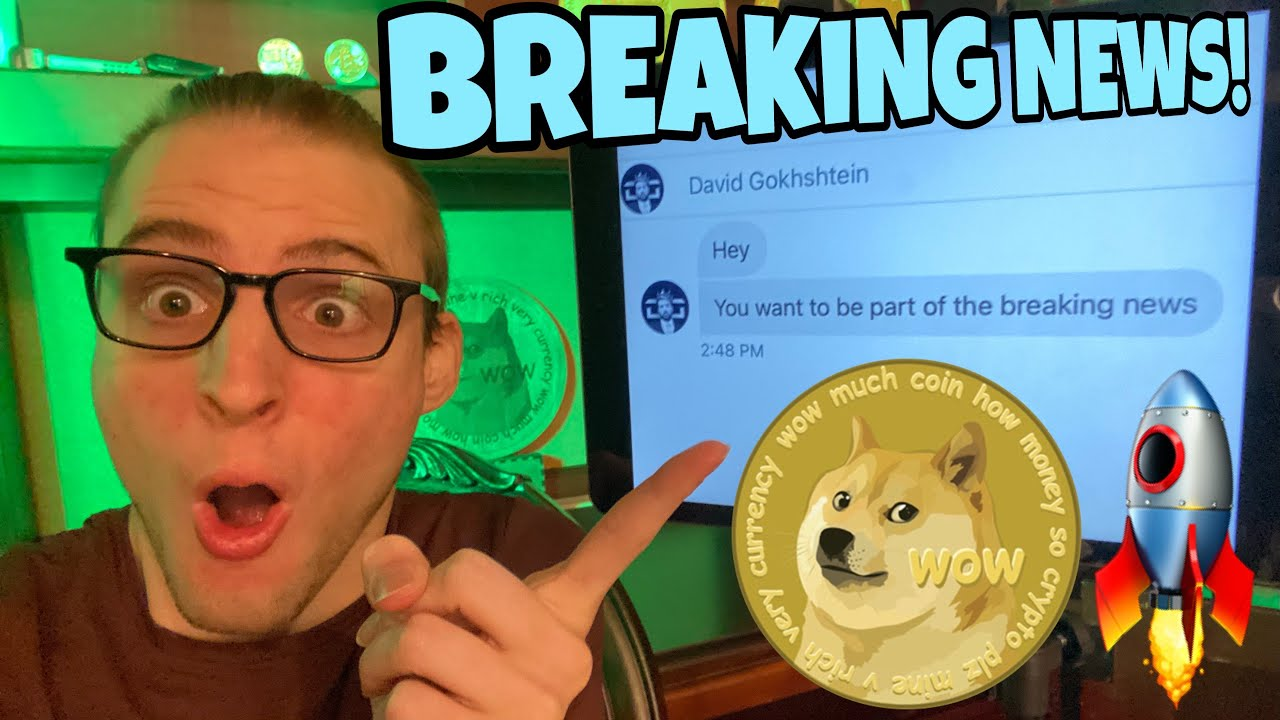 Download ⚠️ BREAKING DOGECOIN NEWS ⚠️ (Their CEO Just Sent Me This) 🚀