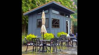 Best Backyard Shed Ideas,Unique Small Storage Shed Ideas for your Garden,Outdoor Storage Spaces #2