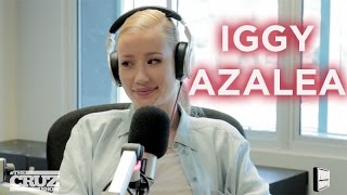 Iggy Azalea + Nick Young On Living With Each Other