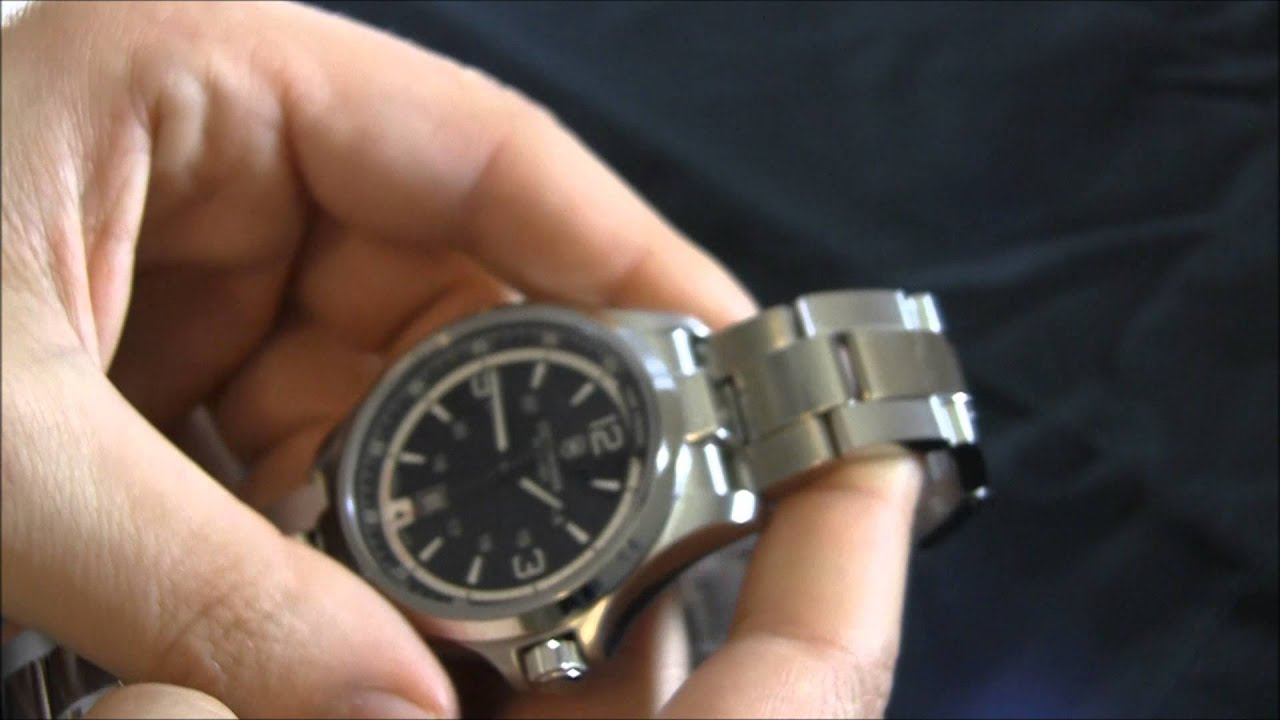 f6d6c2997355 Victorinox Swiss Army Night Vision Watch Review